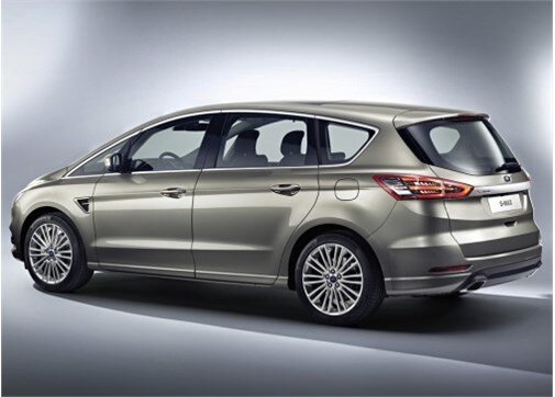 Ford S-Max 1.5 EcoBoost Style Manuel