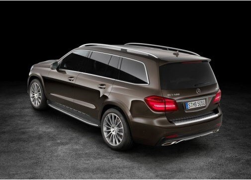 Mercedes-Benz GLS 350 d 4Matic Power 9G-Tronic