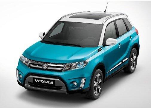 Suzuki Vitara 1.6 VVT 4x2 Tek Renk GLX Otomatik