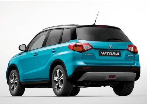 Suzuki Vitara 1.6 VVT 4x2 GL Plus Çift Renk Otomatik