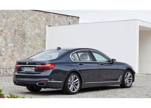 BMW 7 Serisi 740d xDrive  Otomatik