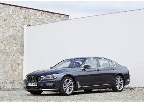 BMW 7 Serisi 725d Long Pure Excellence Otomatik