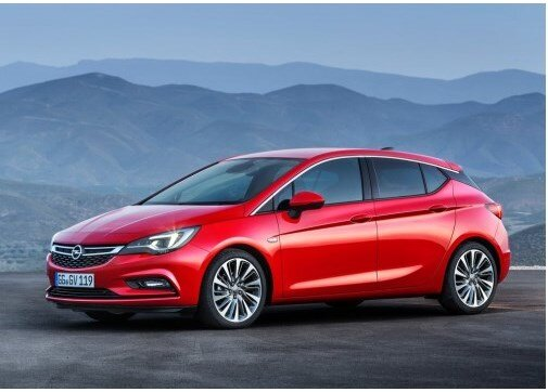Opel Astra 1.4 Turbo Dynamic Manuel