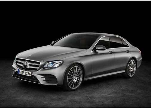 Mercedes-Benz E Serisi 63 S 4Matic+