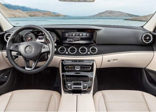 Mercedes-Benz E 300 Exclusive 9G-Tronic