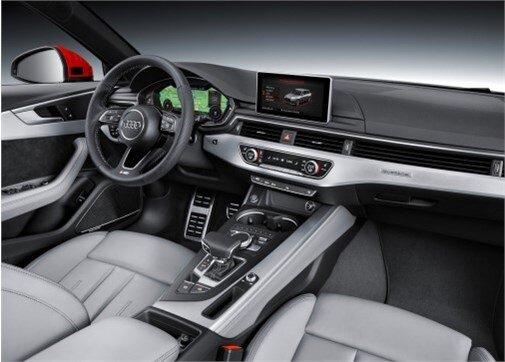 Audi A4 2.0 TDI Quattro Sport S-Tronic
