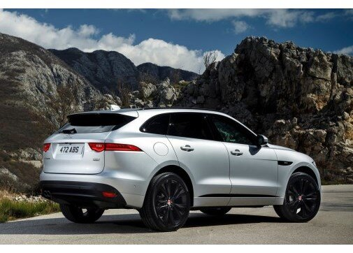 Jaguar F-Pace 2.0 D AWD  Portfolio Plus Otomatik