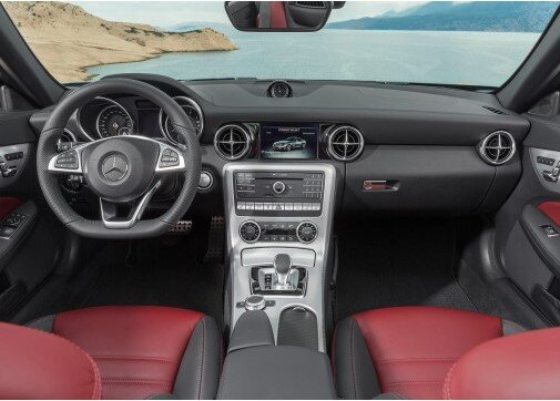 Mercedes-Benz SLC 43 AMG 9G-Tronic