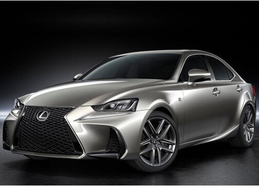 Lexus IS 200t F Sport Otomatik