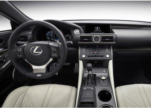 Lexus RC RCF  Carbon Otomatik
