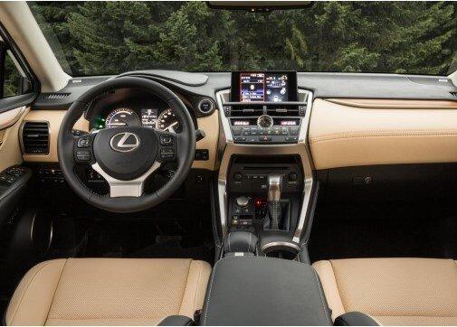 Lexus NX 300h 4x4 Exclusive e-CVT