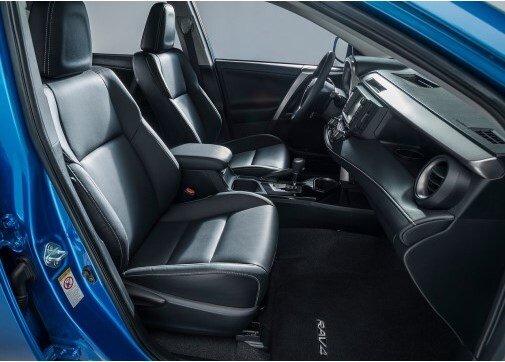 Toyota Rav 4 2.5 Hybrid 4x4 Premium Plus Navi e-CVT
