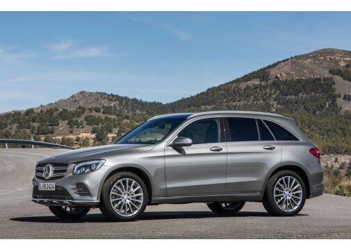 Mercedes-Benz GLC Serisi 250 4Matic