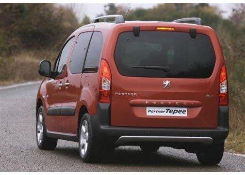 Peugeot Partner 1.6 BlueHDI Start&Stop Allure Manuel