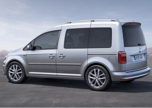 Volkswagen Caddy 2.0 TDI SCR BMT  Exclusive DSG