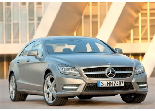 Mercedes CLS 63 S 4Matic AMG Speedshift