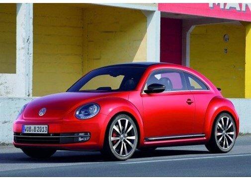 Volkswagen Beetle 1.2 TSI BMT Style DSG