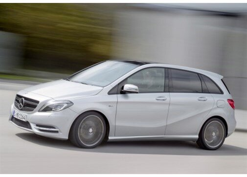 Mercedes B 180 BlueEFFICIENCY Style 7G-DCT