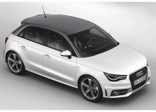 Audi A1 1.6 TDI Dynamic S-Tronic