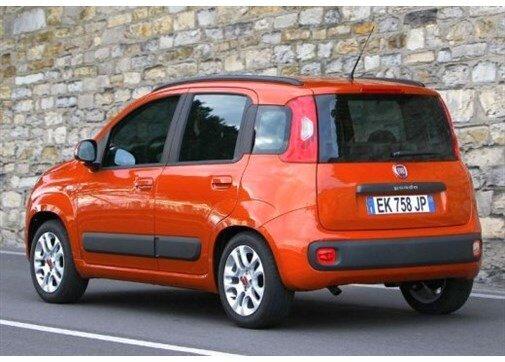 Fiat Panda 1.2 Fire Popstar Manuel