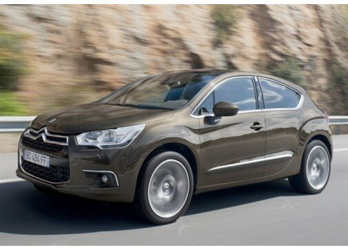 Citroen DS4 1.6 BlueHDI Start&Stop  EAT6