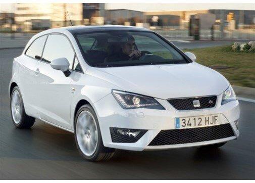 Seat Ibiza 1.0 EcoTSI Start&Stop FR DSG