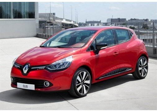 Renault Clio 1.2 Turbo Touch EDC
