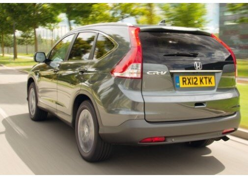 Honda CR-V 1.6 i-DTEC 4x4 Executive Otomatik