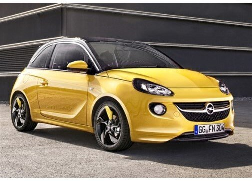 Opel Adam 1.0 XFT Jam Manuel
