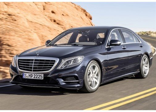 Mercedes S 350 BlueTEC Long Vizyon Otomatik