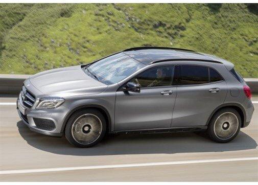 Mercedes GLA 180 CDI Urban 7G-DCT