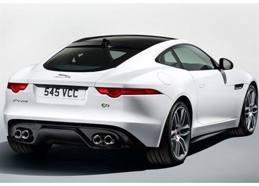 Jaguar F-Type 2.0i Turbo  Otomatik
