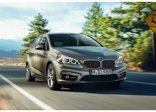 BMW 2 Serisi 216d Active Tourer