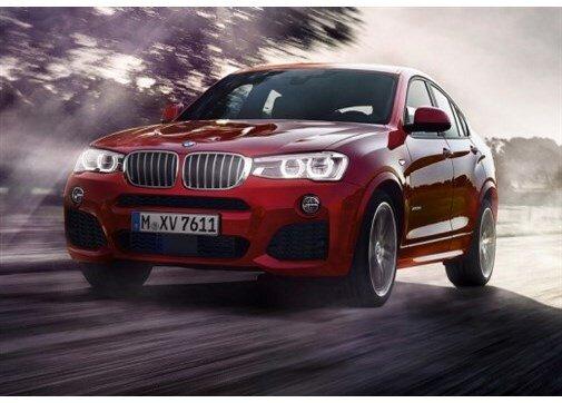 BMW X4 2.0d xDrive M Sport Otomatik