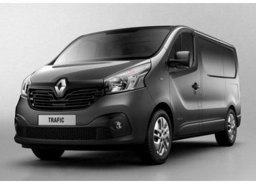 Renault Trafic Van