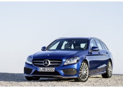 Mercedes C 200 T BlueTEC Fascination 7G-Tronic