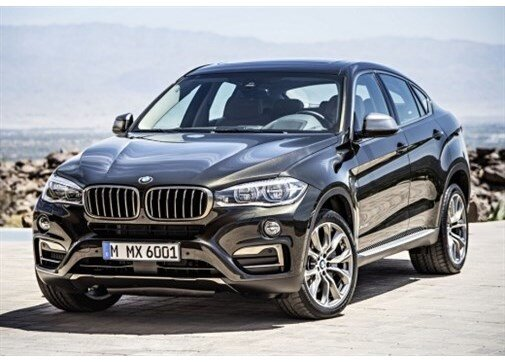 BMW X6 4.0d xDrive Pure Luxury Otomatik