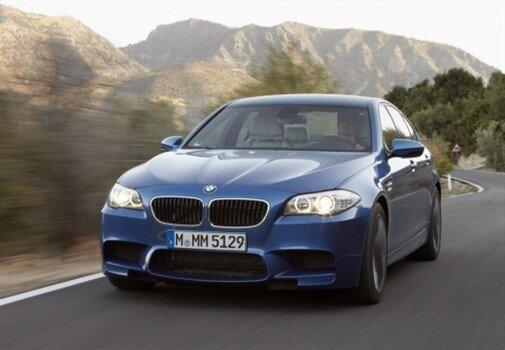 BMW M Serisi M5 Pure Manuel