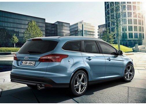 Ford Focus 1.5 TDCI Titanium Powershift