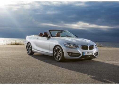 BMW 2 Serisi Cabrio