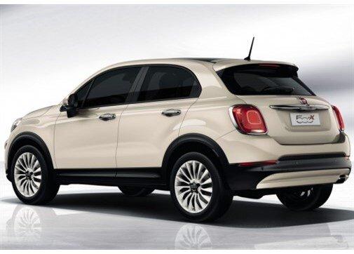 Fiat 500 X 1.6 MultiJet Start&Stop Cross DCT