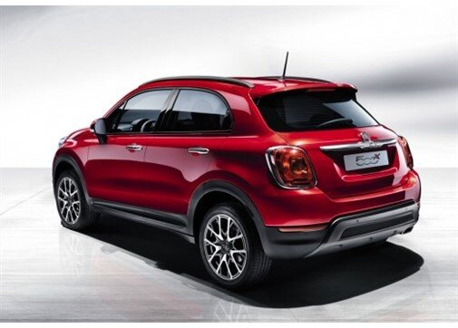 Fiat 500 X 1.4 T MultiAir Start&Stop Cross Plus DCT