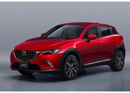 Mazda CX-3 1.5 SKY-D AWD Power Otomatik