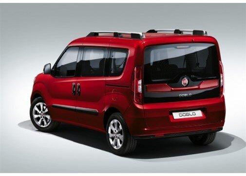 Fiat Doblo 1.6 MultiJet Safeline Manuel