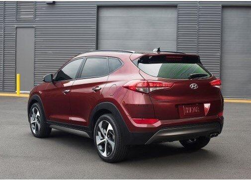 Hyundai Tucson 1.6 T-GDI 4x4 Elite DCT