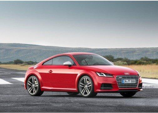 Audi TTS 2.0 TFSI Quattro  S-Tronic