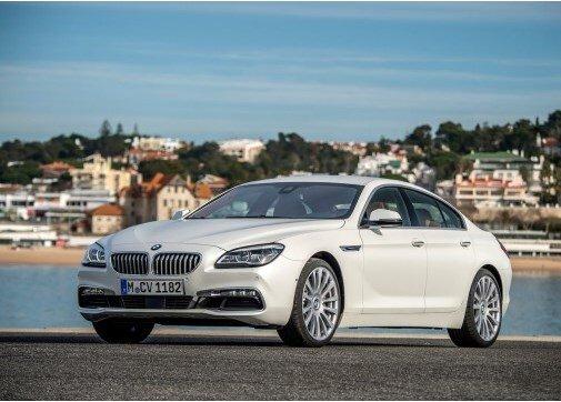 BMW 6 Serisi 640d xDrive M Sport Otomatik