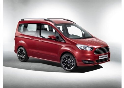 Ford Tourneo Courier Journey 1.5 TDCI Titanium Plus Manuel