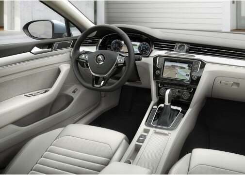 Volkswagen Passat 1.4 TSI BMT Highline Manuel