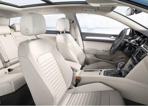 Volkswagen Passat 1.4 TSI BMT Comfortline DSG